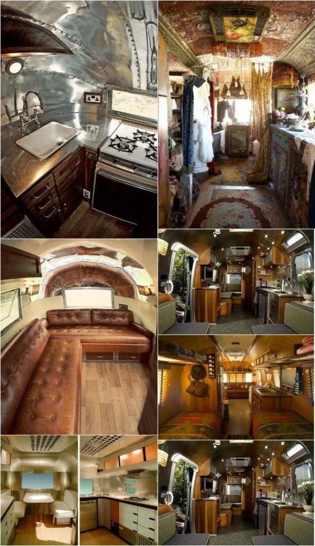 Impressive Airstream Interior Design Ideas To Try 13