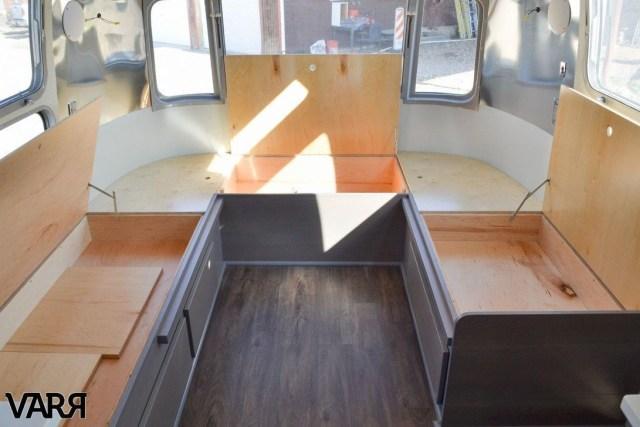 Impressive Airstream Interior Design Ideas To Try 22