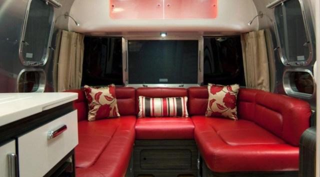 Impressive Airstream Interior Design Ideas To Try 23