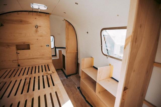 Impressive Airstream Interior Design Ideas To Try 25