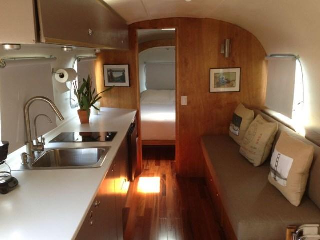 Impressive Airstream Interior Design Ideas To Try 30