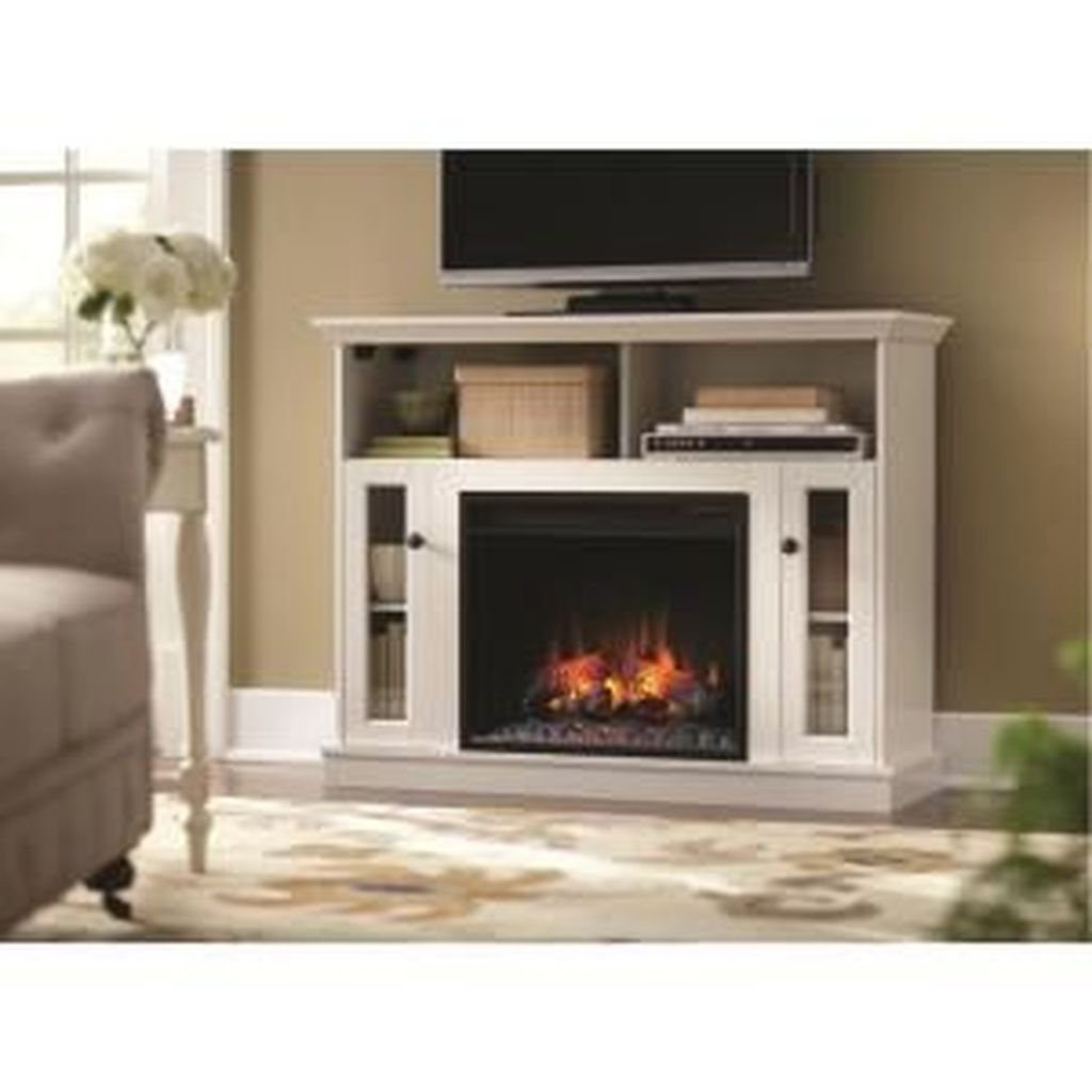 Luxury Clad Cover Fireplace Ideas To Try 03
