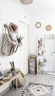 Perfect Bohemian Hallway Design Ideas To Inspire Today 06