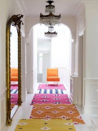 Perfect Bohemian Hallway Design Ideas To Inspire Today 26