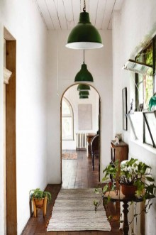 Perfect Bohemian Hallway Design Ideas To Inspire Today 35