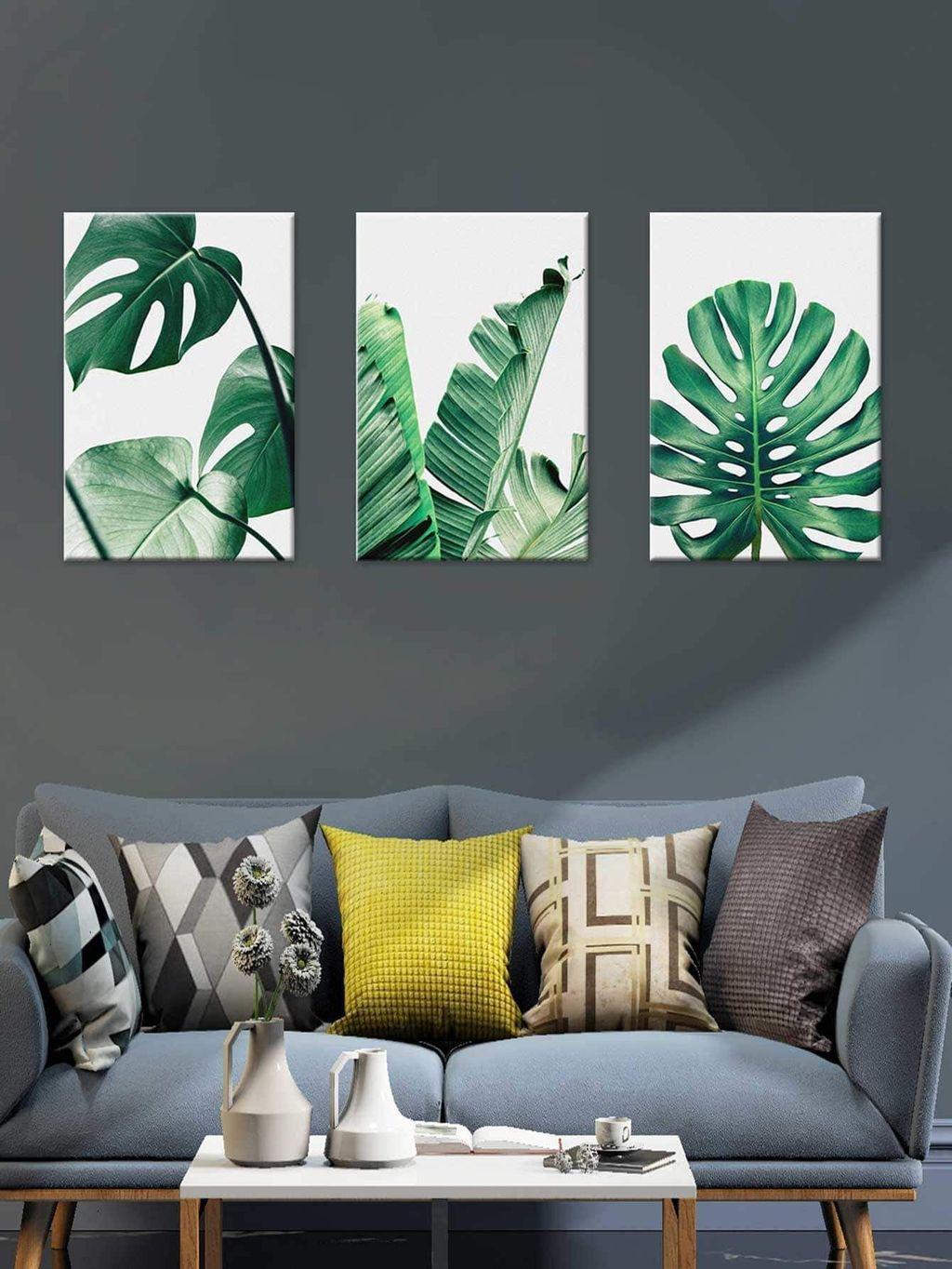 Splendid Tropical Leaf Decor Ideas For Home Design 03
