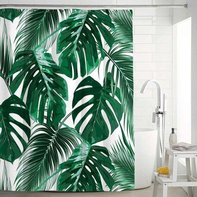Splendid Tropical Leaf Decor Ideas For Home Design 04