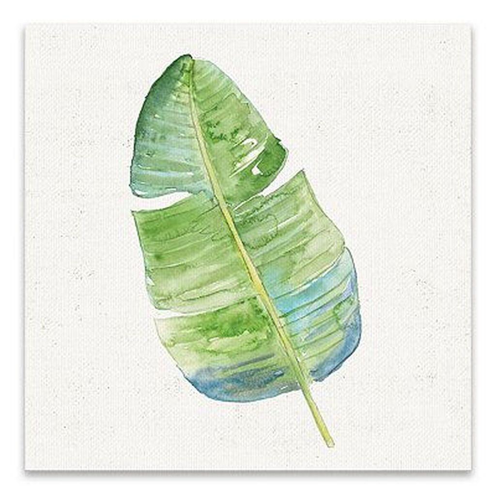 Splendid Tropical Leaf Decor Ideas For Home Design 19