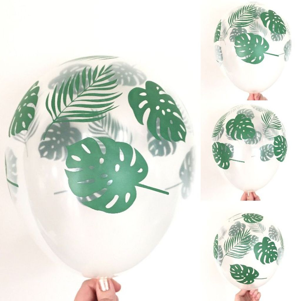 Splendid Tropical Leaf Decor Ideas For Home Design 22