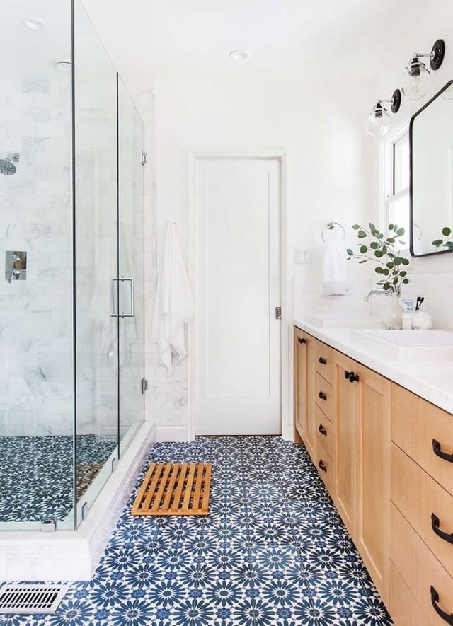 Vintage Pattern Interior Design Ideas To Try 03