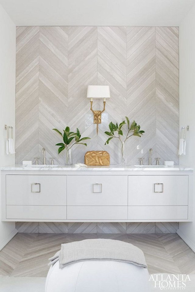 Vintage Pattern Interior Design Ideas To Try 24