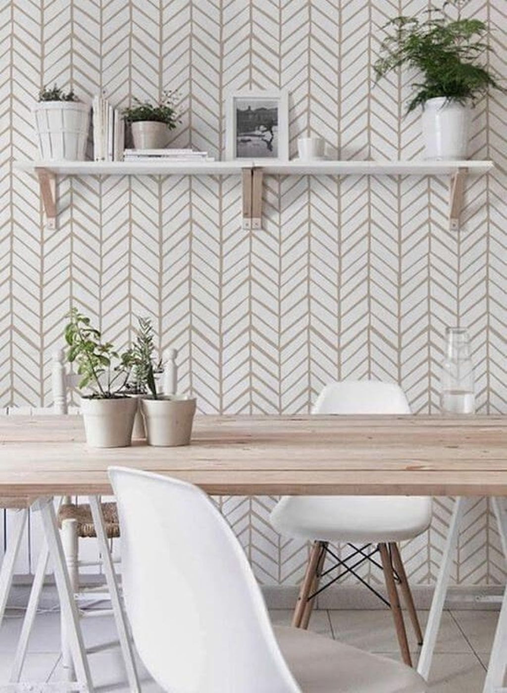 Vintage Pattern Interior Design Ideas To Try 38