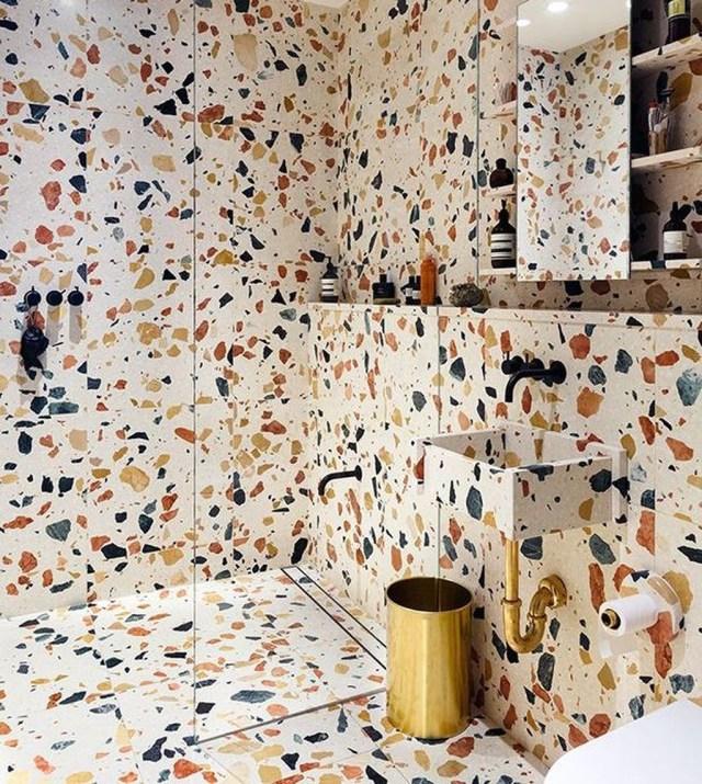 Vintage Pattern Interior Design Ideas To Try 41