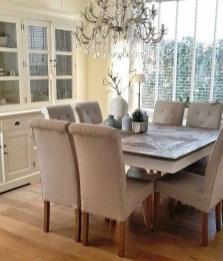 Adorable Fall Farmhouse Dining Room Decor Ideas 04