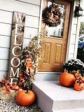 Attractive Fall Decor Ideas For Your Apartment To Try This Year 10