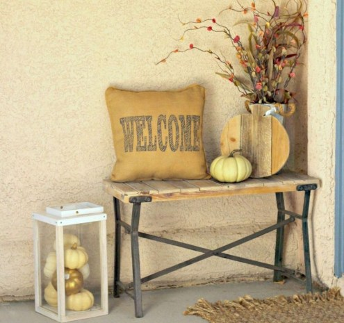 Dreamy Fall Home Tour Décor Ideas To Inspire You 08