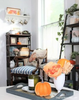 Dreamy Fall Home Tour Décor Ideas To Inspire You 25