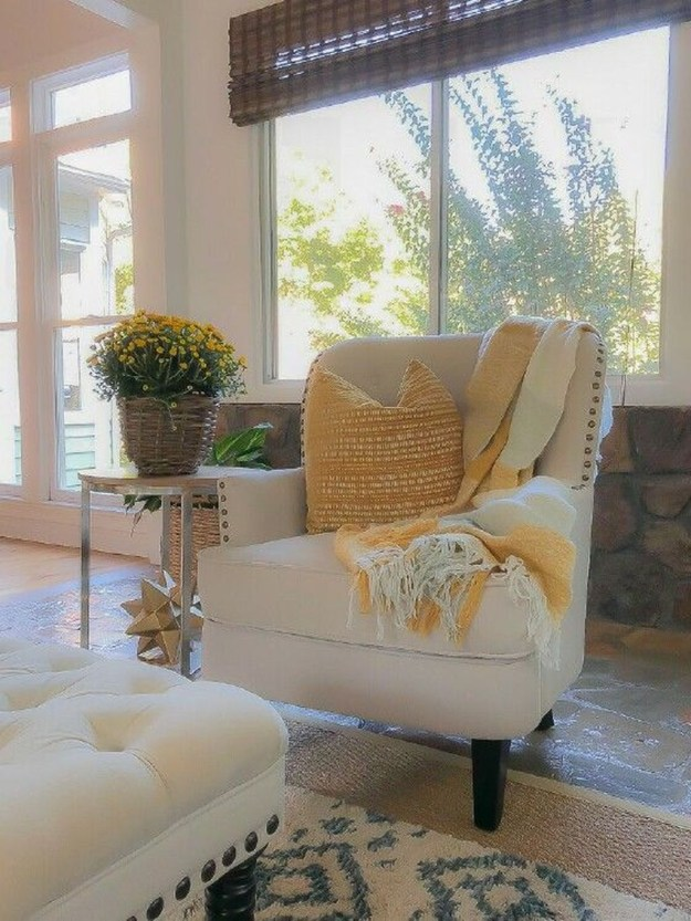 Dreamy Fall Home Tour Décor Ideas To Inspire You 27