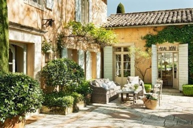 Extraordinary Mediterranean Patio Design Ideas To Try Now 03