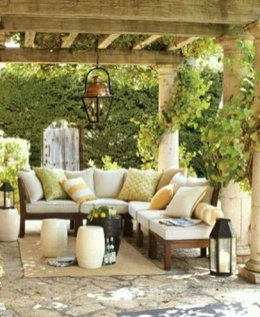 Extraordinary Mediterranean Patio Design Ideas To Try Now 12