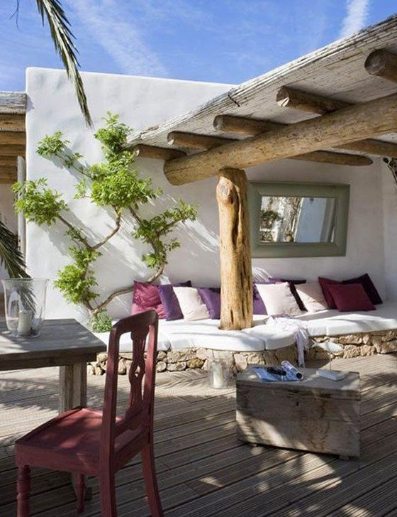 Extraordinary Mediterranean Patio Design Ideas To Try Now 20