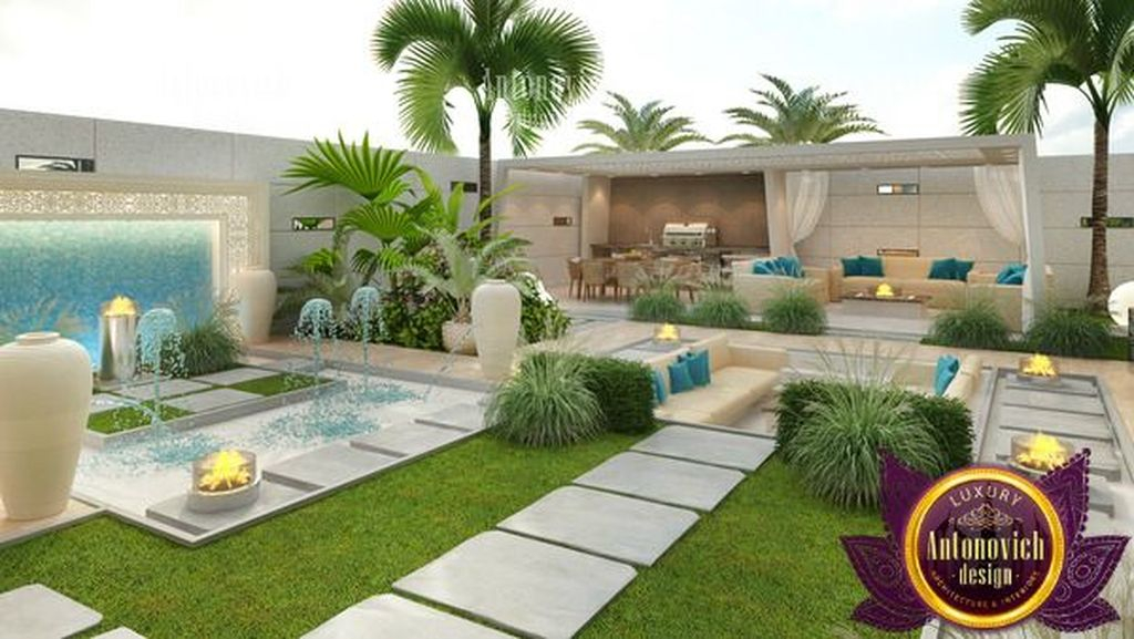 Extraordinary Mediterranean Patio Design Ideas To Try Now 27
