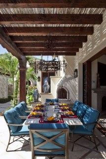 Extraordinary Mediterranean Patio Design Ideas To Try Now 29