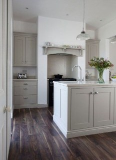 Fancy White Kitchen Cabinets Ideas To Try Asap 10
