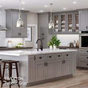 Fancy White Kitchen Cabinets Ideas To Try Asap 20