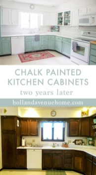 Fancy White Kitchen Cabinets Ideas To Try Asap 30