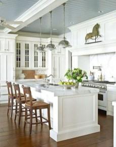 Gorgeous Blue And White Kitchen Design Ideas To Try 05