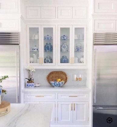 Gorgeous Blue And White Kitchen Design Ideas To Try 11