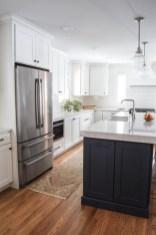 Gorgeous Blue And White Kitchen Design Ideas To Try 25