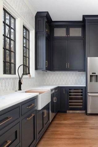 Gorgeous Blue And White Kitchen Design Ideas To Try 34