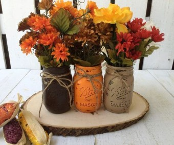 Magnificient Fall Wedding Centerpieces Ideas To Copy Asap 11