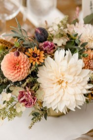 Magnificient Fall Wedding Centerpieces Ideas To Copy Asap 13