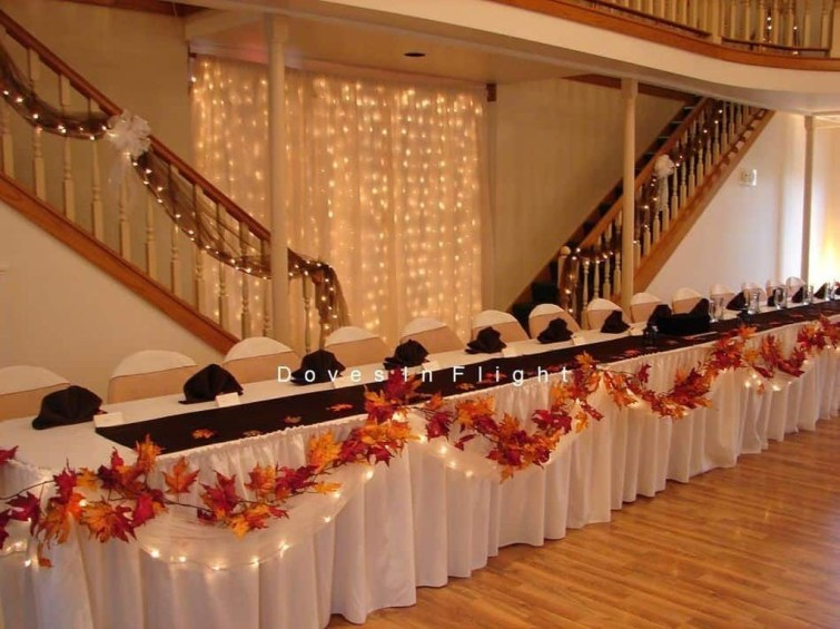 Magnificient Fall Wedding Centerpieces Ideas To Copy Asap 15
