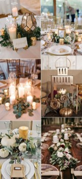 Magnificient Fall Wedding Centerpieces Ideas To Copy Asap 32