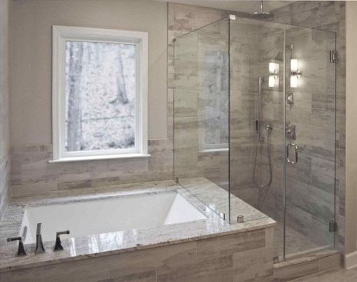 Marvelous Bathroom Design Ideas With Small Tubs 07