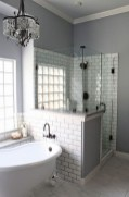 Marvelous Bathroom Design Ideas With Small Tubs 10