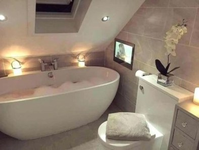 Marvelous Bathroom Design Ideas With Small Tubs 15