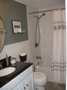 Marvelous Bathroom Design Ideas With Small Tubs 22