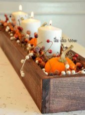 Rustic Diy Fall Centerpiece Ideas For Your Home Décor 12