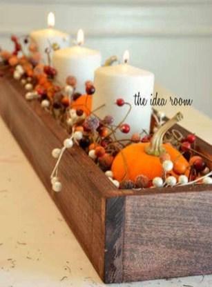 Rustic Diy Fall Centerpiece Ideas For Your Home Décor 12