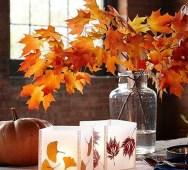 Rustic Diy Fall Centerpiece Ideas For Your Home Décor 18