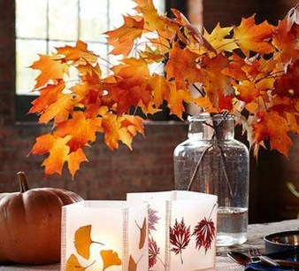 Rustic Diy Fall Centerpiece Ideas For Your Home Décor 18