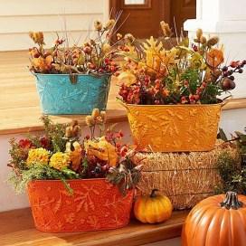 Rustic Diy Fall Centerpiece Ideas For Your Home Décor 23