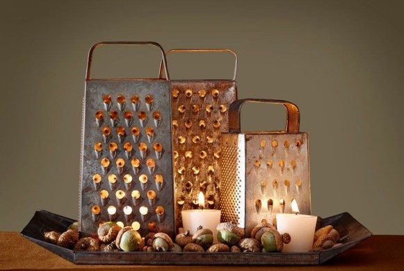 Rustic Diy Fall Centerpiece Ideas For Your Home Décor 26
