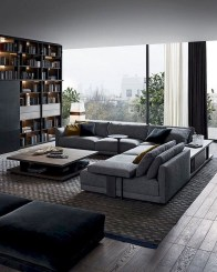 Unordinary Sofa Design Ideas For Living Room Design 03