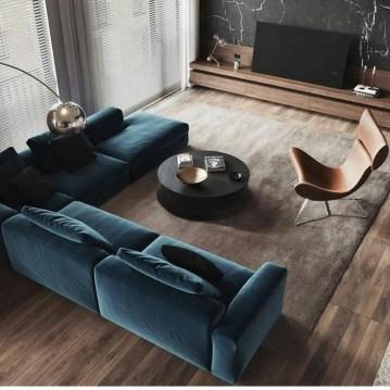 Unordinary Sofa Design Ideas For Living Room Design 09